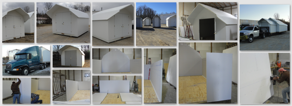insulated panel buildings